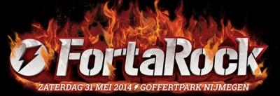 Metalrage recommends - FortaRock 2014